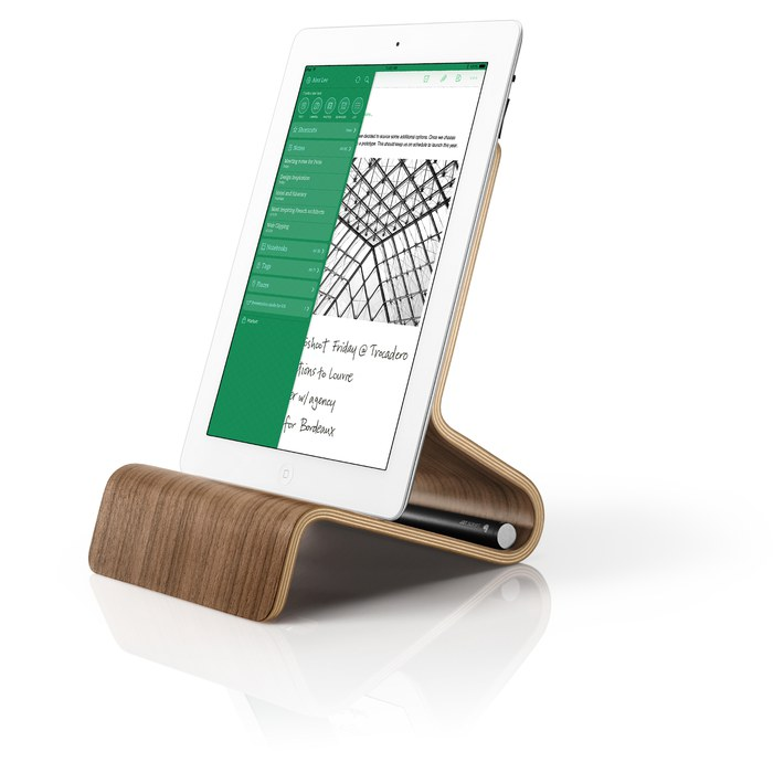 Pfeiffer Collection Tablet Platform | Evernote Market